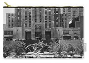 Rockefeller Center Plaza Carry-all Pouch