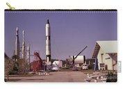 Rocket Garden Carry-all Pouch