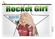 Rocket Girl Carry-all Pouch