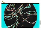 Rocket Man Abstract Carry-all Pouch