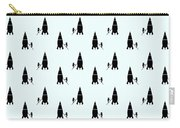 Rocket Scientist Wallpaper Carry-all Pouch