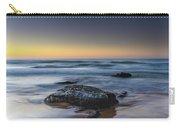 Rockin The Sunrise Seascape Carry-all Pouch