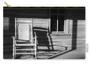 Rocking Chair Work A Carry-all Pouch