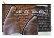 Rocking Kicks Quote Carry-all Pouch