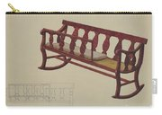 Rocking Settee Cradle Carry-all Pouch