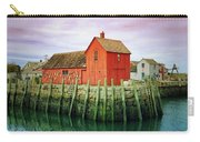 Rockport, Motif No. 1, Fishing Shack Carry-all Pouch