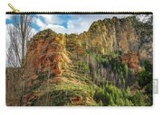Rocks And Pines Carry-all Pouch