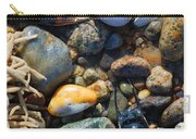 Rocks And Shells Carry-all Pouch