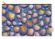 Rocks And Water Abstract Carry-all Pouch