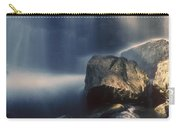 Rocks And Waterfalls Carry-all Pouch
