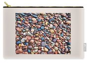 Rocks At Little Girls Point Carry-all Pouch