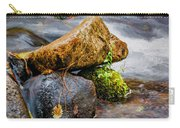 Rocks In The Creek Carry-all Pouch