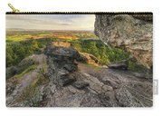 Rocks Of Sharon Overlook Carry-all Pouch