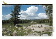 Rocks Of Tuolumne Meadows Carry-all Pouch