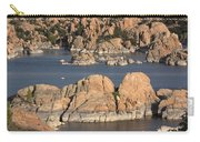 Rocks Of Watson Lake  Carry-all Pouch