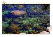 Rocks Ripples And Reflections Carry-all Pouch