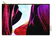 Rocks, Sunlight And Magical Colors Carry-all Pouch