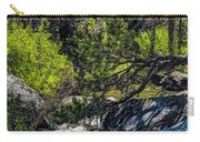 Rocks Water And Knarly Branches Carry-all Pouch