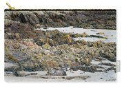 Rocky And Sandy Beach Carry-all Pouch