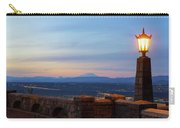 Rocky Butte Viewpoint At Sunset Carry-all Pouch
