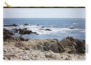 Rocky California Coastline Carry-all Pouch