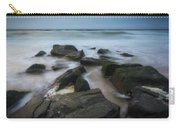 Rocky Coast Of New Jersey Carry-all Pouch