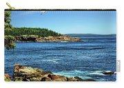Rocky Coastline 3 Carry-all Pouch