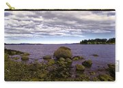 Rocky Cove In Sydney British Columbia Carry-all Pouch