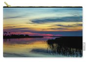 Rocky Creek Sunset Carry-all Pouch