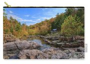 Rocky Falls Near Klepzig Mill Carry-all Pouch