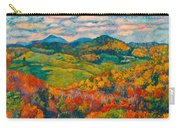 Rocky Knob In Fall Carry-all Pouch
