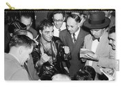 Rocky Marciano (1924-1969) Carry-all Pouch by Granger