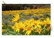 Rocky Mountain Helianthella Carry-all Pouch