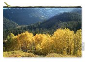 Rocky Mountain High Colorado - Landscape Photo Art Carry-all Pouch