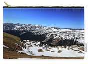 Rocky Mountain National Park Pano 2 Carry-all Pouch