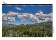 Rocky Mountain Overlook Carry-all Pouch