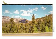 Rocky Mountain Panorama Carry-all Pouch