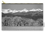 Rocky Mountain View Bw Carry-all Pouch