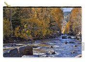 Rocky Mountain Water 8 X 10 Carry-all Pouch by Kelley King