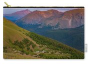 Rocky Mountain Wilderness Carry-all Pouch