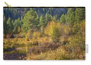 Rocky Mountains Autumn Carry-all Pouch