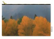 Rocky Mountains Colorado Autumn  Carry-all Pouch