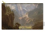 Rocky Mountains, Lander's Peak Carry-all Pouch