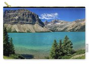 Rocky Mountains Panorama Carry-all Pouch