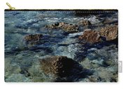 Rocky Ocean Carry-all Pouch