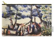 Rocky Pines Carry-all Pouch