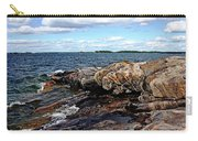 Rocky Point - Wreck Island Carry-all Pouch