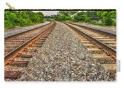 Rocky Railroad Rails Carry-all Pouch