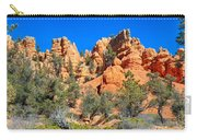 Rocky Range At Red Canyon Carry-all Pouch