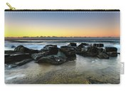 Rocky Seascape Carry-all Pouch